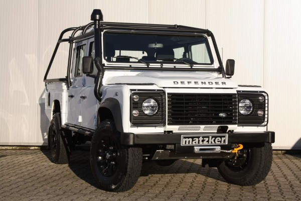 Matzker Suspension Kit Höherlegung Land Rover Defender 130