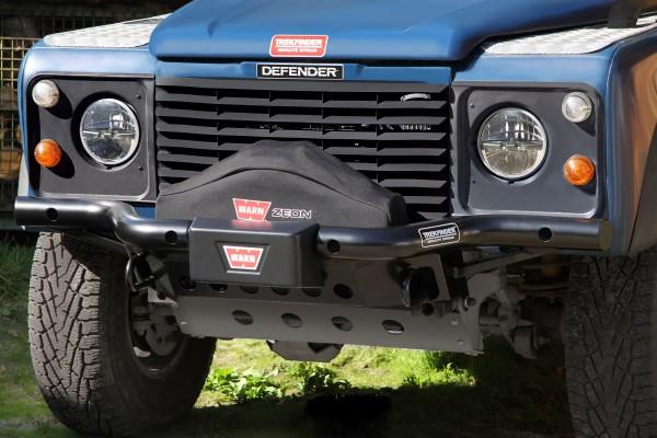 TREKFINDER® Seilwinden-Stoßstange für Land Rover Defender