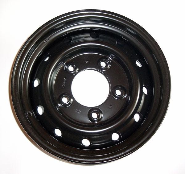 Land Rover Stahlfelge 6,5x16 schwarz