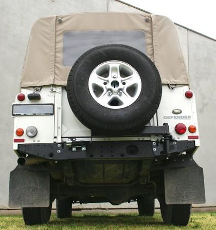 Kaymar Ersatzradhalter Land Rover Defender