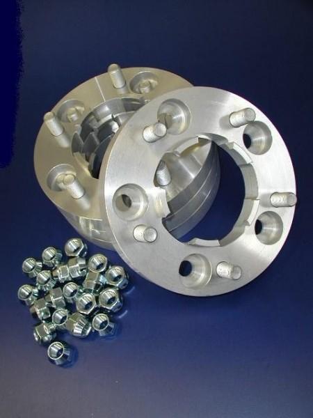 Hofmann Spurverbreiterungen +46 oder +60 Millimeter Land Rover Defender