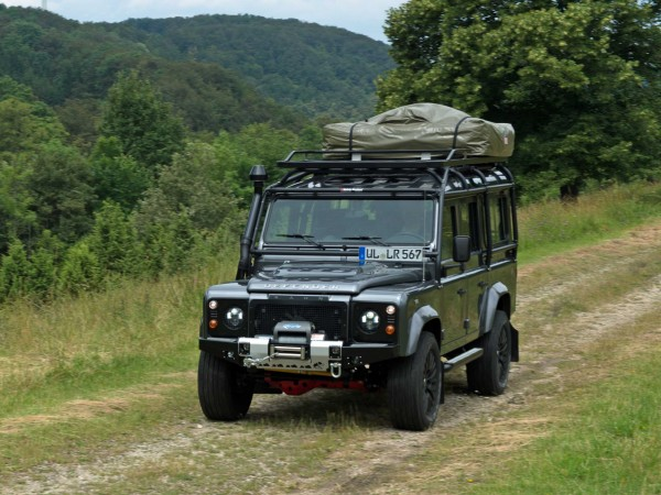chiptech Motortuning Land Rover Defender TD5