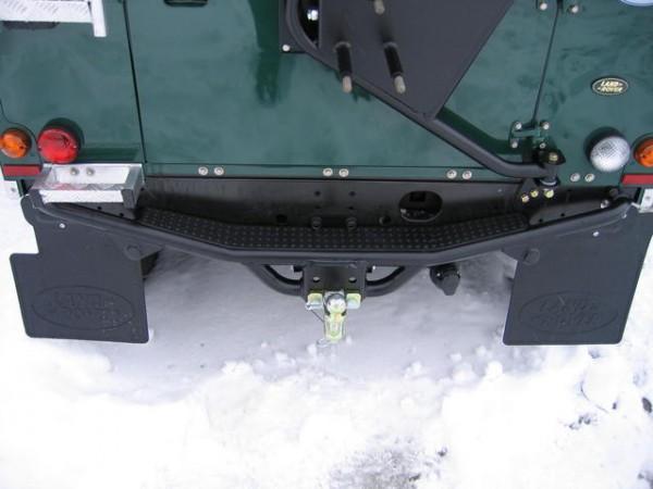 Land Rover Heck-Stoßstange für alle Land Rover Defender 90 und 110 TD5/td4