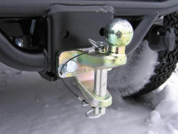 Dixon Bate Kombination Kugel/Maul Land Rover Defender
