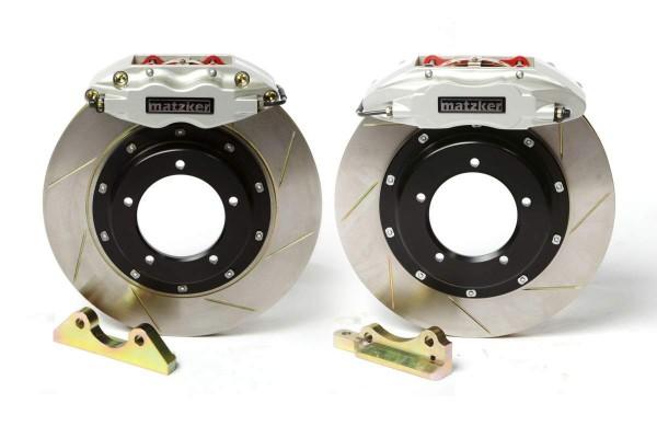 Matzker Hochleistungs-Bremsanlage