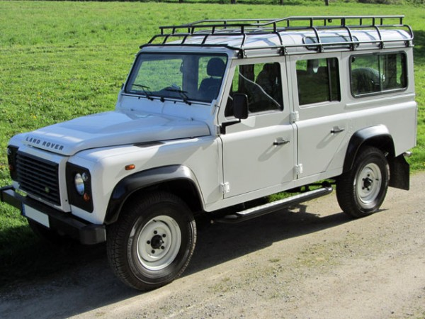 "Safety Devices Dachgepäckträger ""G4 Expedition"" Land Rover Defender 110 Hard Top + Station"
