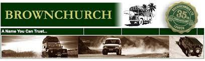 Brownchurch Dachgepäckträger HD-Version Land Rover Defender 110 Hard Top + Station