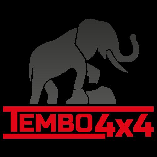 Tembo4x4 Hard Top mit oben angeschlagener Heckklappe Land Rover Defender 110 HCPU