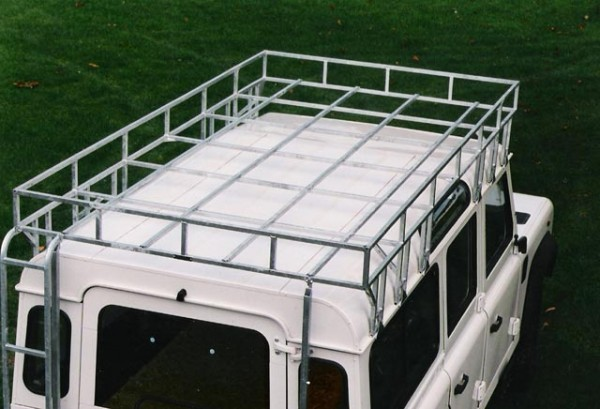Brownchurch Dachgepäckträger Land Rover Defender 110 Hard Top + Station