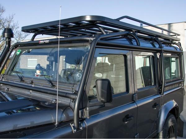 Tembo4x4 Dachgepäckträger für die Montage auf dem Überrollkäfig Safety Devices Full  External