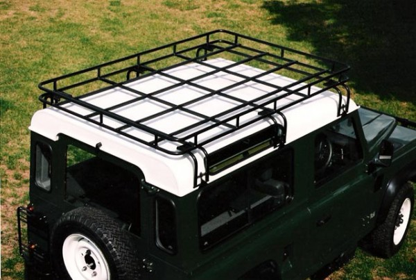 Brownchurch Dachgepäckträger Land Rover Defender 90 Hard Top + Station